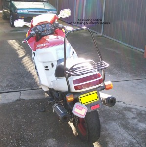 1988 Honda CBR1000F