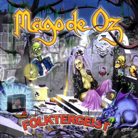 Mago de Oz - Folktergeist