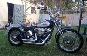 Harley Davidson Fatboy 1998